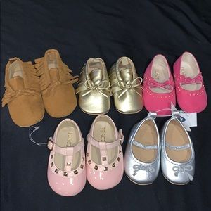 Baby Girl Shoes , 3-6 months